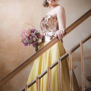 LA Bride Alecia By Daryl Glass