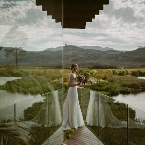 LA Bride Becky By Kristi Agier