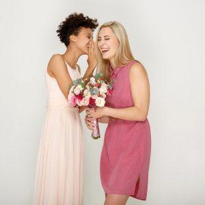 Pink Book Pre-Wedding Prep Shoot