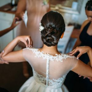 LA Bride Jayde By Moira West Photogrpahy