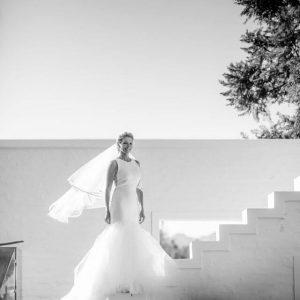 LA Bride Hayley By Joe Dreyer Photo