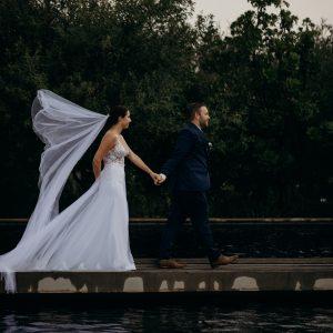 LA Bride Carla By Thunder & Love Wedding Photography