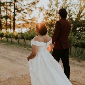 LA Bride Carmen By Chelsey Selby