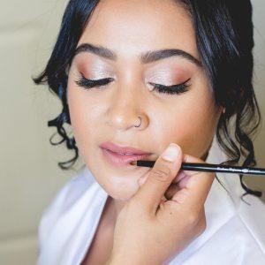 LA Bride Dana by Alida Olivier Photography