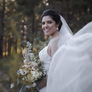 LA Bride Jessica By Me & May Photo
