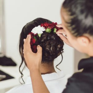 LA Bride Genevieve by Dawid Botha Photography