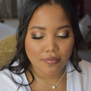 LA Bride Melissa