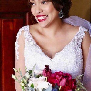 LA Bride Alicia By Jessie De Bruin Photography
