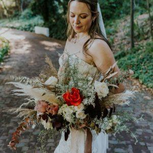 LA Bride Carmen By Shot By Angel